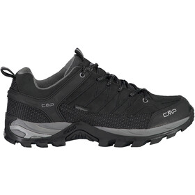 CMP Campagnolo Rigel WP Low-Cut Trekkingschuhe Herren nero-grey